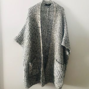 Women's Forever 21 Knit Oversized Cardigan